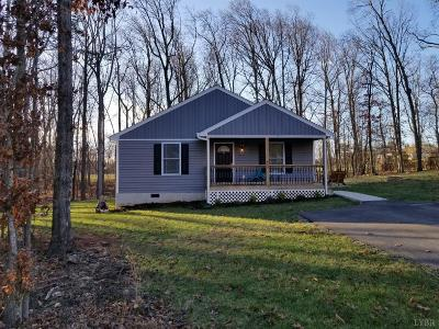 Evington Single Family Home For Sale: Leesville Road
