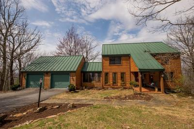 Lynchburg Single Family Home For Sale: 530 Mount Vista Drive