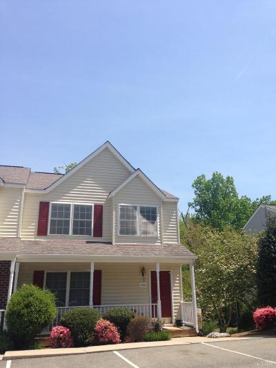 Lynchburg VA Condo/Townhouse For Sale: $159,000