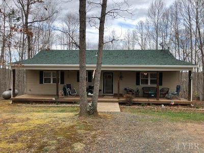 Campbell County Single Family Home For Sale: 407 Riverview Lane