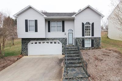 Bedford Single Family Home For Sale: 1189 Crest Ridge Drive