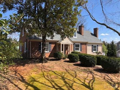 Lynchburg Single Family Home For Sale: 1640 Spottswood Place