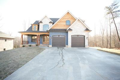 Forest Single Family Home For Sale: 4 Leander Drive