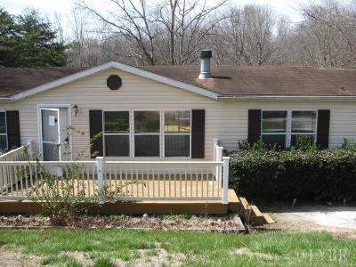 Rustburg Single Family Home For Sale: 171 Bennington Manor Drive
