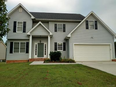 Campbell County Single Family Home For Sale: 123 Spring Oaks