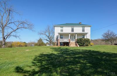 Concord Single Family Home For Sale: 576 Tin Top Place