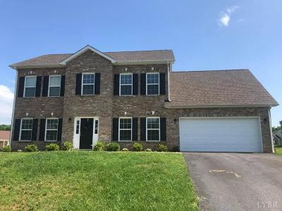Campbell County Single Family Home For Sale: 76 Davids Way