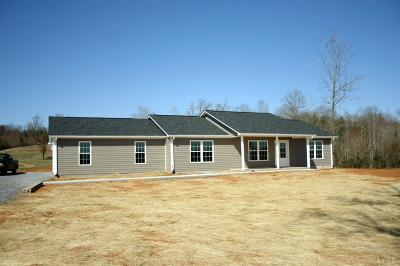 Bedford Single Family Home For Sale: 1404 Shingle Block Road