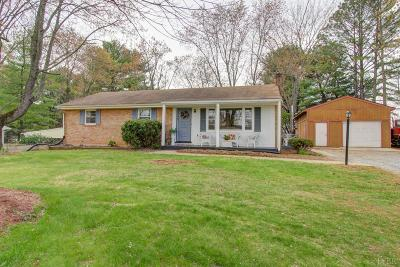 Bedford Single Family Home For Sale: 1012 Windy Ridge Drive