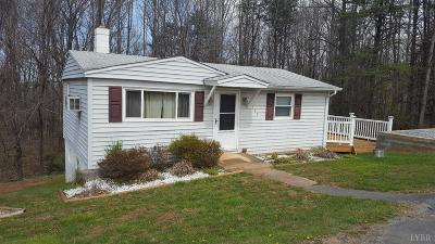 Bedford Single Family Home For Sale: 1457 Dickersonmill Road