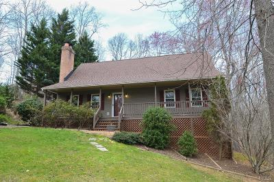 Forest Single Family Home Contingent/Show: 623 Lake Vista Drive