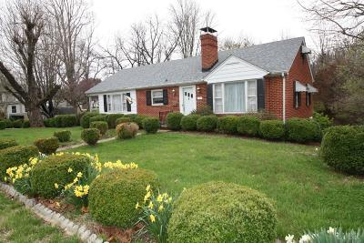 Bedford Single Family Home For Sale: 909 Lake Drive