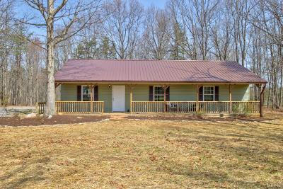 Bedford County Single Family Home Contingent/Show: 5241 Johnson Mountain Road