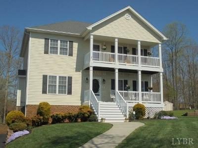 Campbell County Single Family Home For Sale: 83 Vista Court