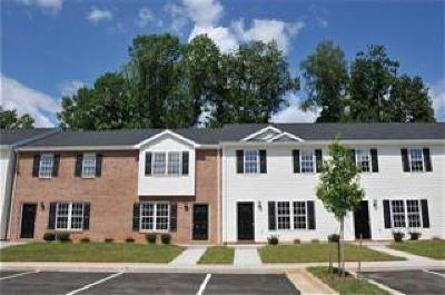 Lynchburg VA Condo/Townhouse For Sale: $116,500