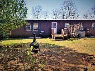 Campbell County Single Family Home For Sale: 271 Paradise Hill Drive