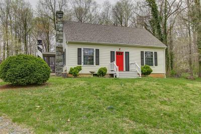 Campbell County Single Family Home For Sale: 1793 Timberlake Drive