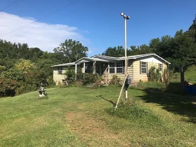 Bedford County Single Family Home Contingent/Show: 1087 Wren Lane
