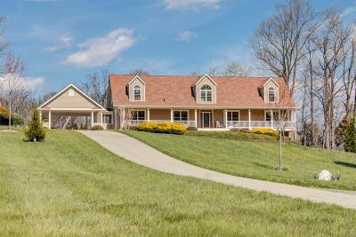 Bedford Single Family Home For Sale: 6859 Peaks Road
