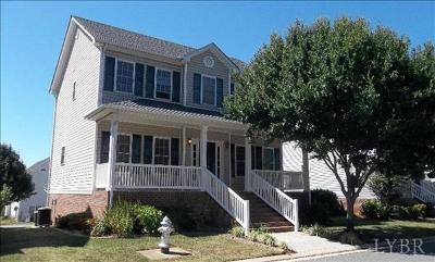 Lynchburg County Single Family Home For Sale: 110 Wyndview