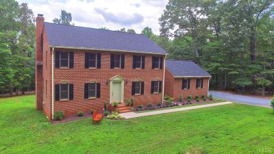 Monroe Single Family Home For Sale: 218 River James Overlook