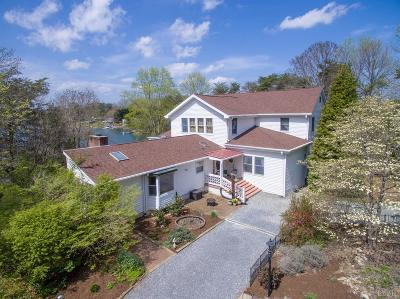 Bedford County Single Family Home For Sale: 1796 Dudley Amos Road