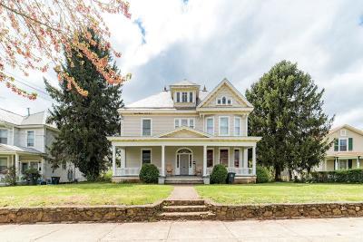 Lynchburg Single Family Home For Sale: 1371 Rivermont Avenue