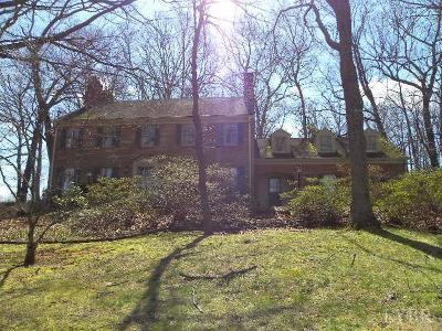 Bedford Single Family Home For Sale: 3470 Fancy Farm Road