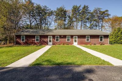 Campbell County Multi Family Home For Sale: 170 Edgewood Drive