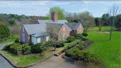 Single Family Home For Sale: 1508 High Acre Road