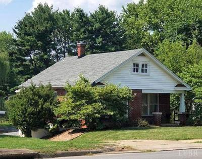 Bedford County Single Family Home For Sale: 1119 Longwood Avenue