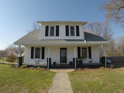 Amherst Single Family Home For Sale: 570 Old Wright Shop Road