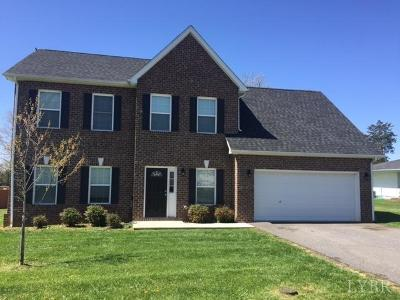 Campbell County Single Family Home For Sale: 98 Crystal Lane