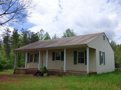 Appomattox VA Single Family Home For Sale: $169,900