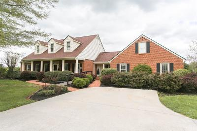 Forest Single Family Home For Sale: 3991 Thomas Jefferson Road