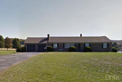 Bedford County Single Family Home For Sale: 12748 Dickerson Mill Road