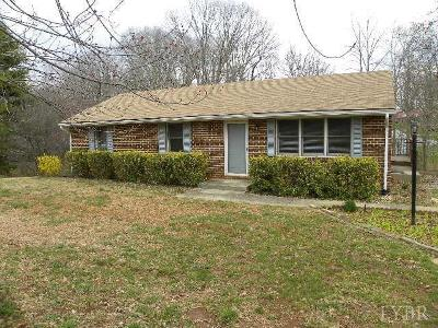 Bedford County Single Family Home For Sale: 1039 Woodhaven Drive