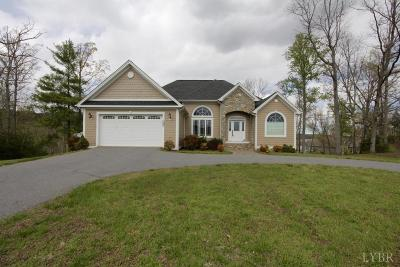 Bedford County Single Family Home For Sale: 701 Compass Cove Circle