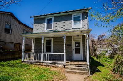 Lynchburg Single Family Home For Sale: 1309 16th Street