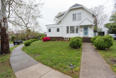 Lynchburg Single Family Home For Sale: 110 Vermont
