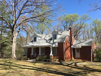Madison Heights Single Family Home For Sale: 744 Elon Road