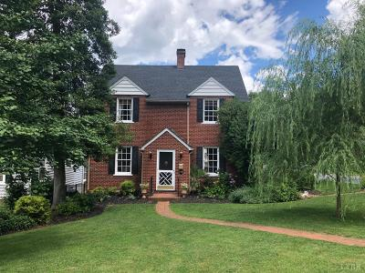 Lynchburg County Single Family Home For Sale: 3416 Summerville Street