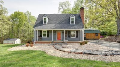 Lynchburg County Single Family Home For Sale: 109 Marvin Place