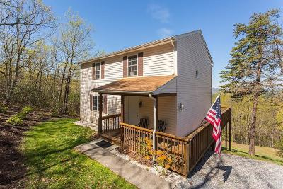 Campbell County Single Family Home For Sale: 585 Cresthill Road