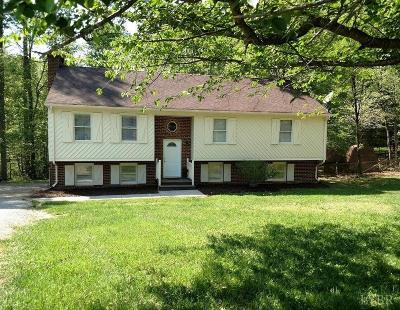 Bedford County Single Family Home For Sale: 305 Cambridge Drive