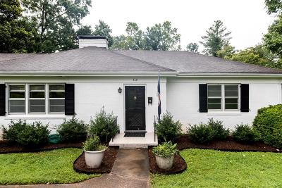 Lynchburg Single Family Home For Sale: 112 Briarwood Street