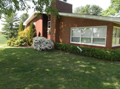 Single Family Home For Sale: 1600 Goode Road