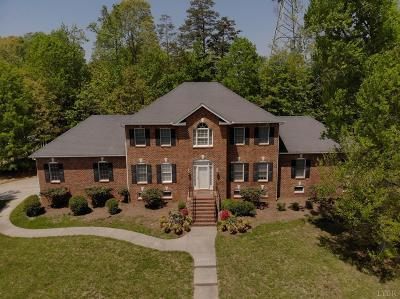 Lynchburg County Single Family Home For Sale: 101 Earls Court