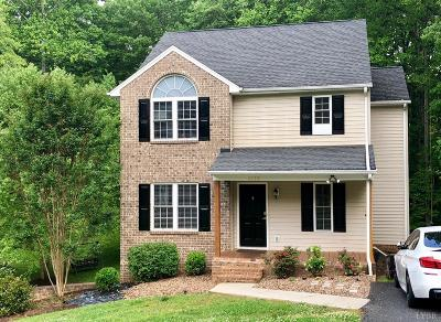 Lynchburg County Single Family Home For Sale: 5112 Wedgewood Road