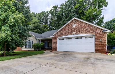 Lynchburg Single Family Home For Sale: 1016 Hollow Hill Road